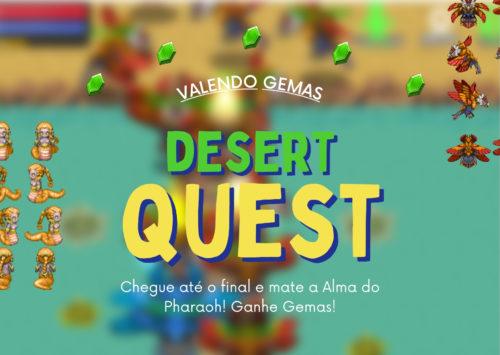 EVENTO DESERT QUEST LIVE 🔴