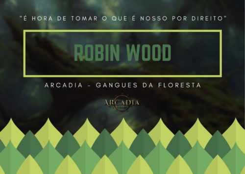 Live de hoje – Evento Robin Wood | LIVE 🔴
