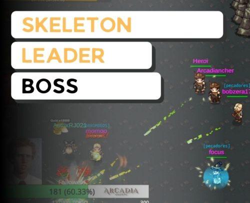 UNDEAD SKELETON LEADER LIVE 🔴